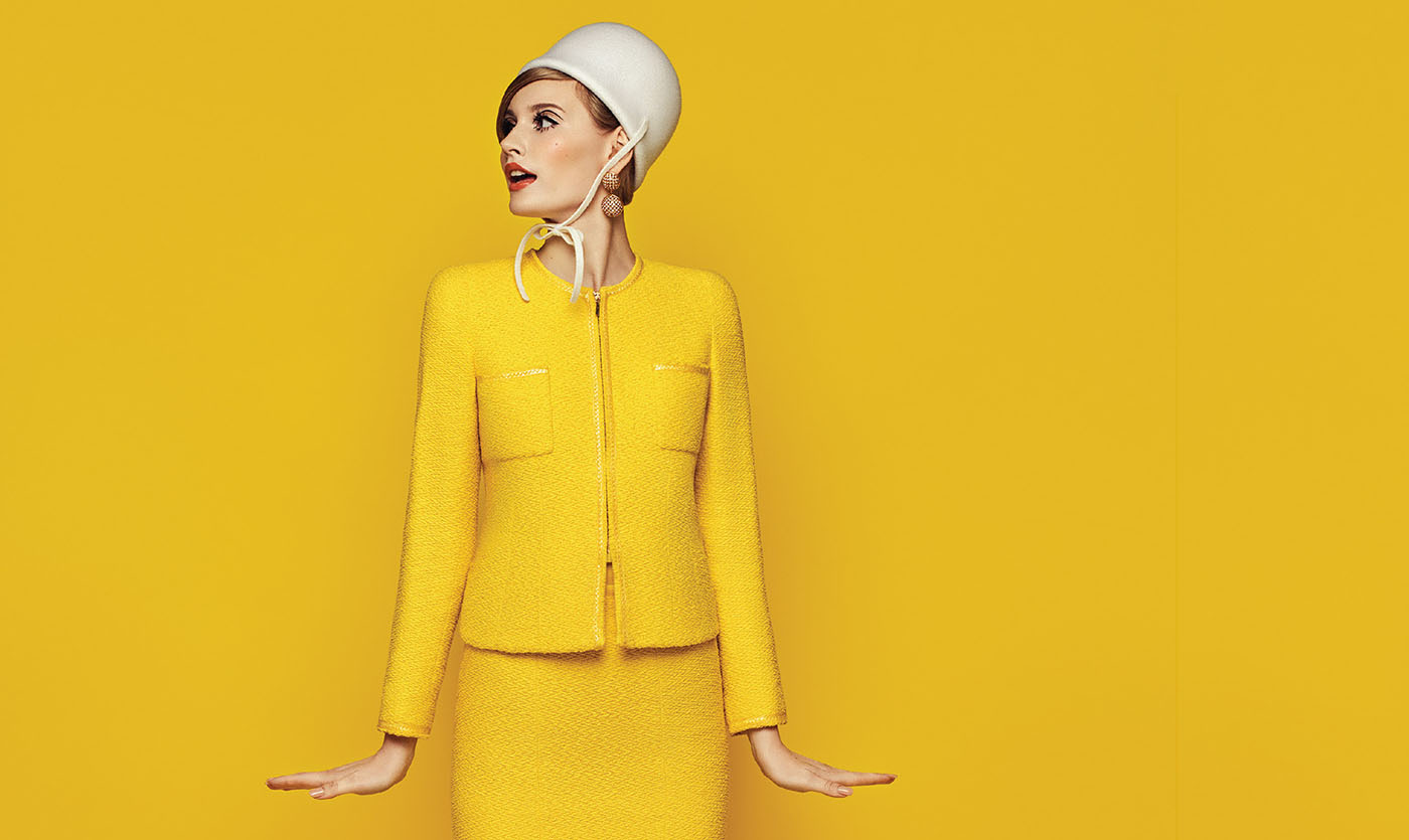 Inspired for Harper Bazaar Vietnam Style Cover