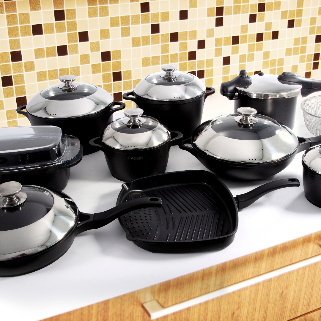 The Best Pans For Your Home